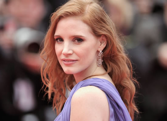 Jessica Chastain set to star in and produce 'Painkiller Jane'!