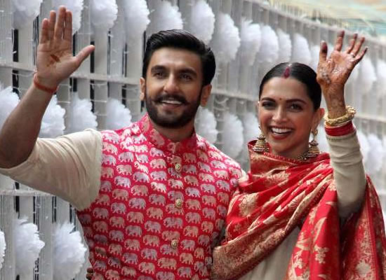 Newly married Ranveer Singh to move into wife Deepika's house?