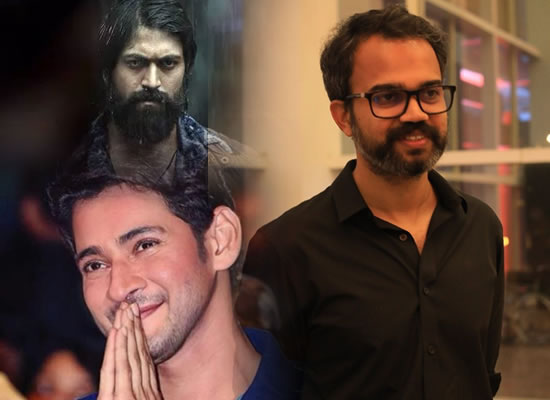 KGF director Prashanth Neel prefers Jr NTR over Mahesh Babu for his next venture?