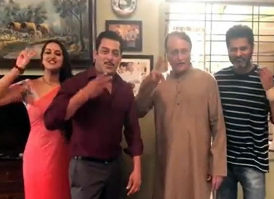 DABANGG'S FAMILY CONNECTION!