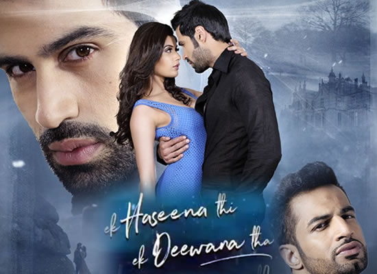 Film Ek Haseena Thi Ek Deewana Tha's soundtrack reminds us the vintage 90's melodies.
