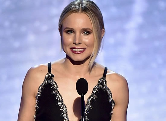 Kristen Bell's best moments at SAG Awards 2018!