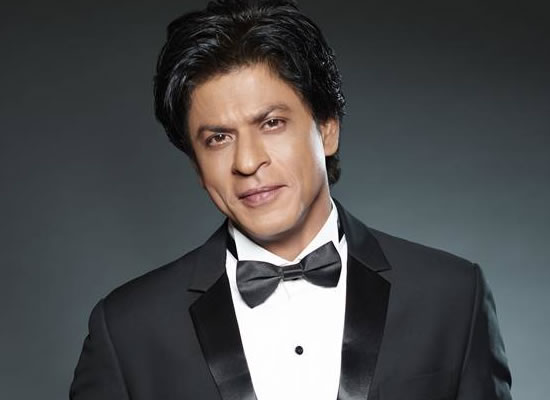 SRK CHANGES TRACKS!