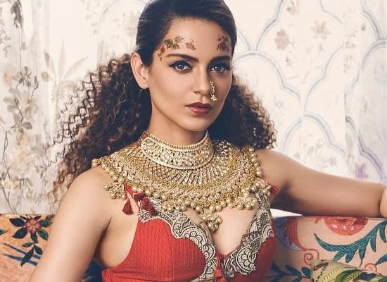 KANGANA AIMS FOR THE TOP!