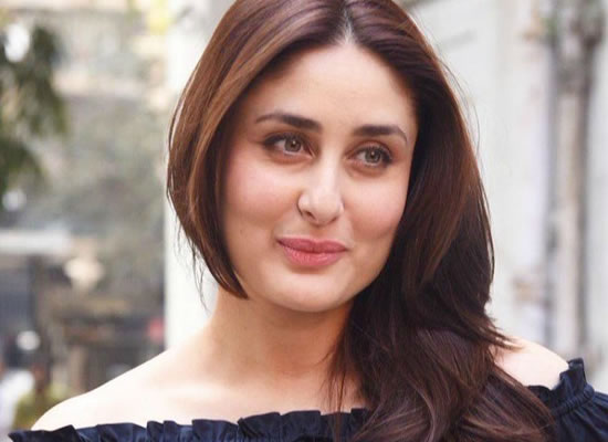 I'm open to doing a web film or a series after Saif's stint, says Kareena Kapoor Khan!