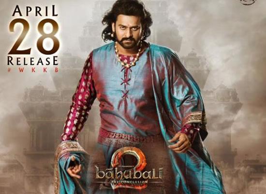 'Baahubali 2' clocks highest ever advance booking!