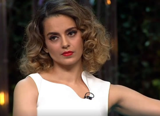 I swing between being a bi**h and Buddha, says Kangana Ranaut!