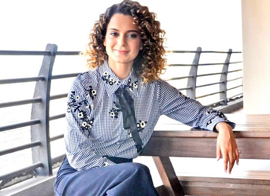 Bullies need to be put in their place, says Kangana Ranaut!