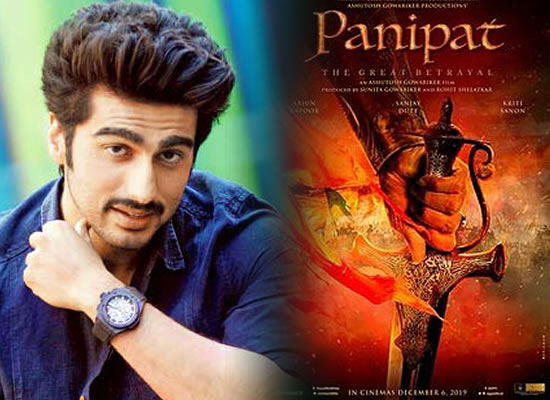 Arjun Kapoor to take special dialect trainings for Panipat?