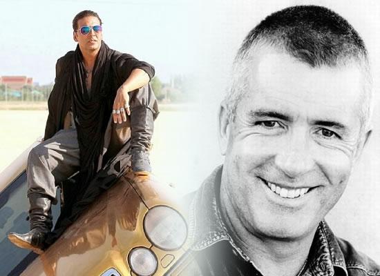 Akshay Kumar ropes in stunt coordinator of Mad Max for 'Kesari'!