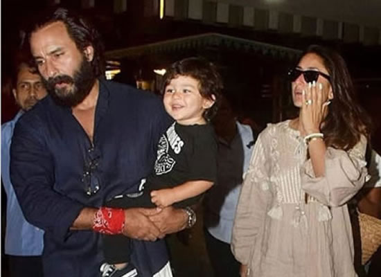 Kareena and Saif plan to have their second child after two years?