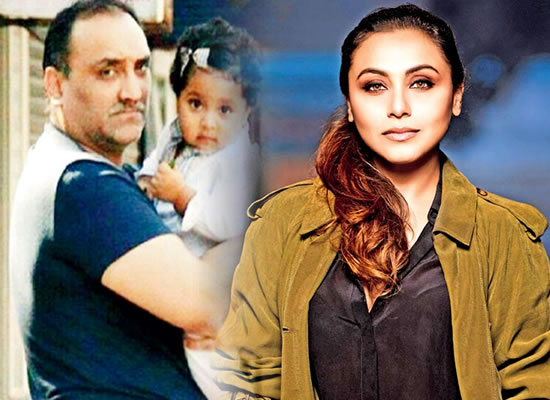 Aditya and I don't want Adira to be photographed constantly, says Rani Mukerji!