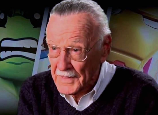 Marvel co-founder Stan Lee passes away at the age of 95!