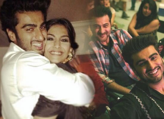 Sonam and Arjun will definitely not be paired, says Sanjay Kapoor!