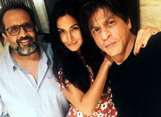 Katrina keeps an atmosphere of friendship and fun on the sets, says Aanand L Rai!