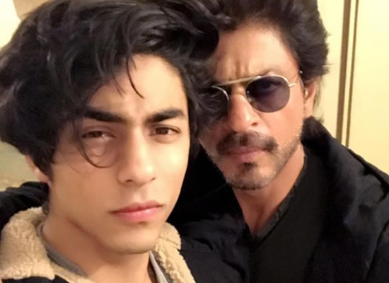 Aryan doesn't want to be an actor, he wants to make films, reveals Shah Rukh Khan!