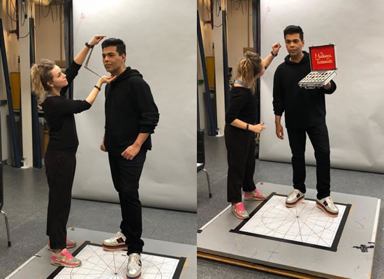 Filmmaker Karan Johar to get his wax statue at Madame Tussauds!