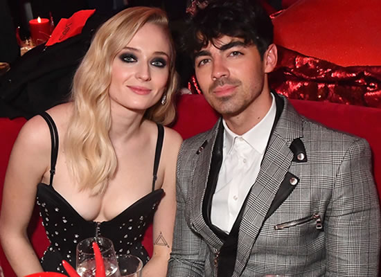 Sophie Turner and Joe Jonas broke up once before their surprise wedding!