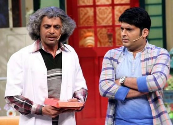 Comedian Sunil Grover opens up about his comeback on Kapil Sharma's show!