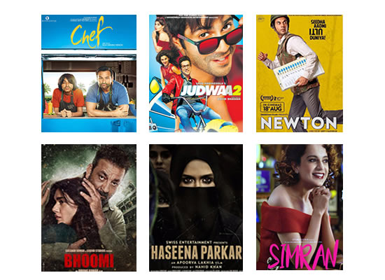 Latest Box Office for this week till 9th October, 2017!