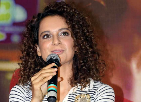 Kangana reveals a frightful incident which left her traumatised during Simran's shoot!