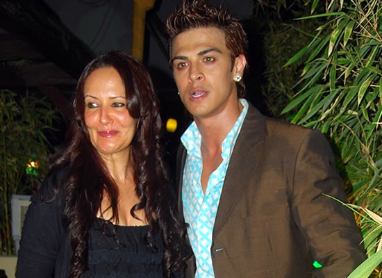 AYESHA SHROFF GOES TO COURT!