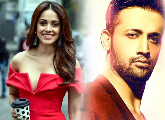Atif Aslam's music album with Nushrat Bharucha!