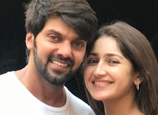 Arya to confirm his marriage with Sayyeshaa on Valentine's Day!