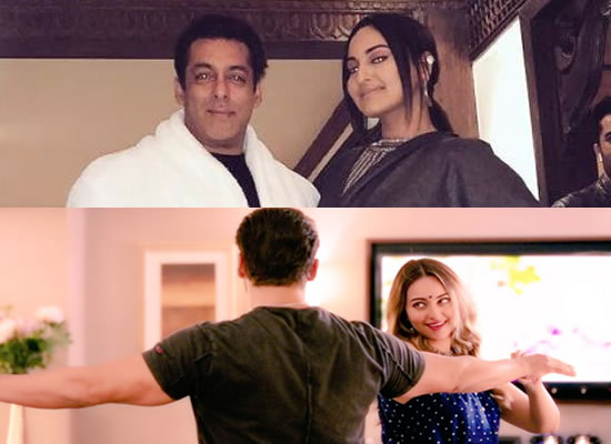 Salman and Sonakshi to reunite for Welcome To New York's song Nain Phisal Gaye!