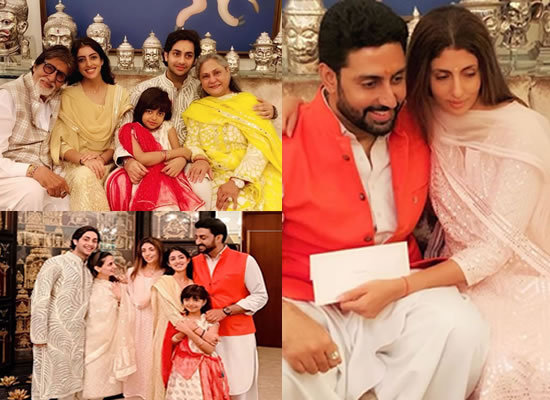 Shweta Bachchan to share lovely photos with Abhishek on the occasion of Raksha Bandhan!