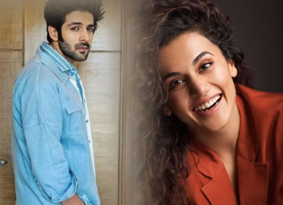 Taapsee Pannu talks about dating with Kartik Aaryan!