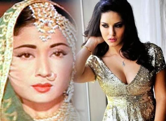 Sunny Leone to star in Meena Kumari biopic!