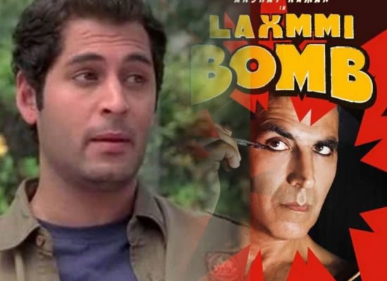 Jab We Met fame Tarun Arora to play a villain in Akshay Kumar's Laxmmi Bomb!
