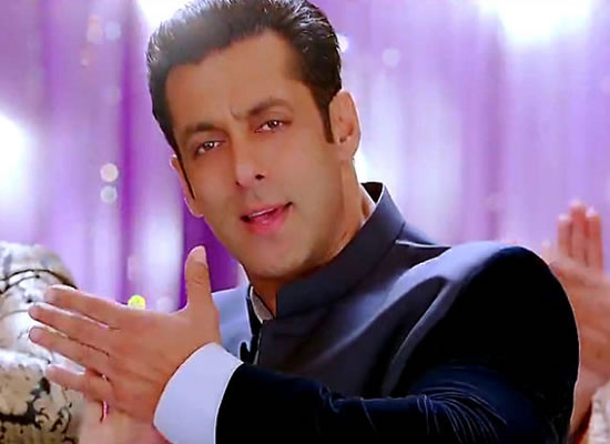 Salman Khan's Prem Ratan Dhan Payo to have a 13 minutes long song!