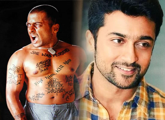 Suriya's Ghajini sequel on the cards in 2019?