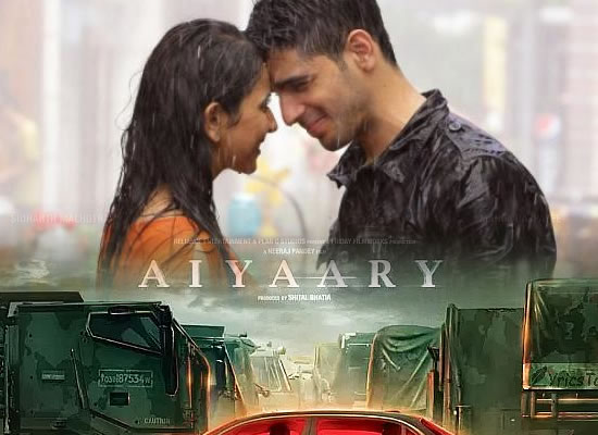 The music of Aiyaary is harmonious and appropriate with its musical elements!