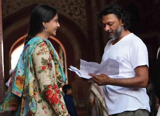She is talented and has to just go out and keep expressing herself, says Rakeysh Omprakash Mehra on