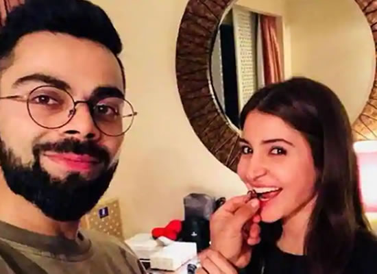 Virat Kohli and me are male and female versions of each other, says Anushka Sharma!