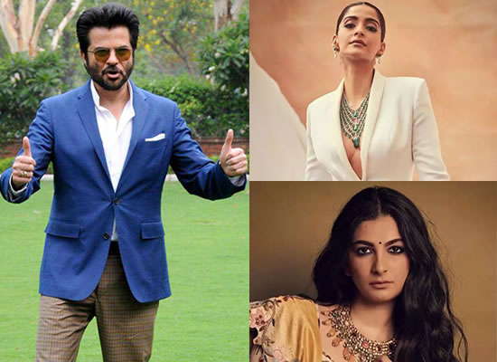 Anil Kapoor to praise his daughters Sonam and Rhea for their fashion quotient at Cannes!