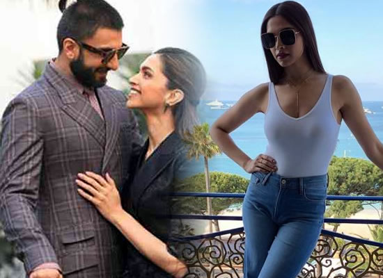 Ranveer Singh is dependable, trustworthy and my go-to person, says Deepika Padukone!