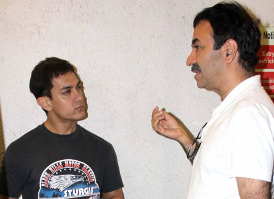 Aamir Khan confirms about being approached for Sanju!