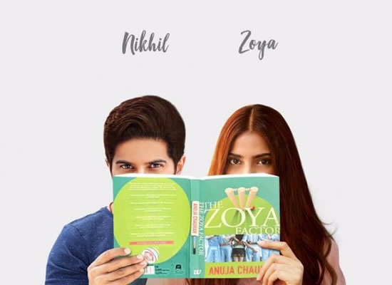 Sonam Kapoor's romance with Dulquer Salmaan in The Zoya Factor!
