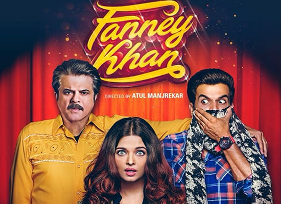 The soundtrack of Fanney Khan is an average one with some melodious numbers!