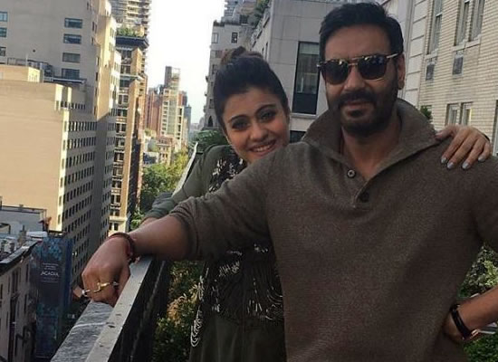 I came out of my bedroom, got married on my terrace, went back to my bedroom, says Ajay Devgn!
