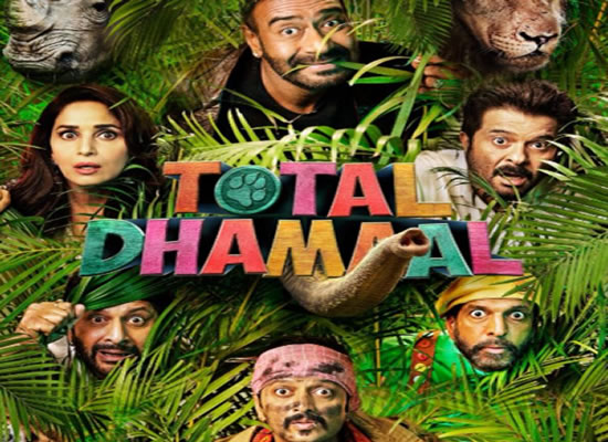 Ajay Devgn starrer Total Dhamaa's new poster creates a buzz again!