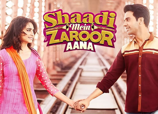 The soundtrack of Shaadi Mein Zaroor Aana is praiseworthy with melodious songs like Jogi, Main Hoon