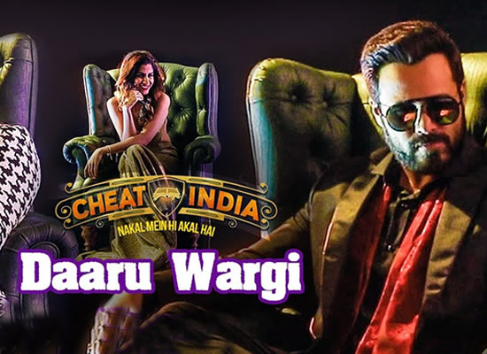 Daaru Wargi song of film Why Cheat India at No. 2 from 4th Jan to 10th Jan!