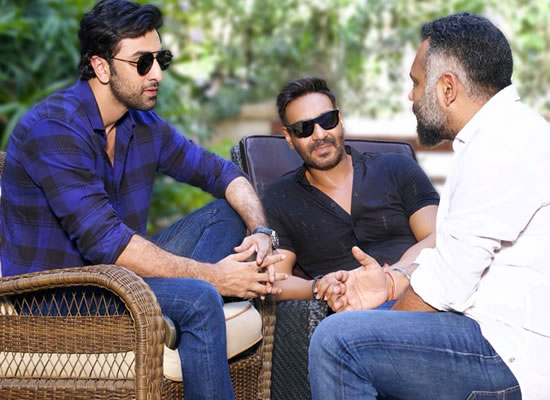 Ajay Devgn and Ranbir Kapoor will begin shooting for Luv Ranjan's film next year!