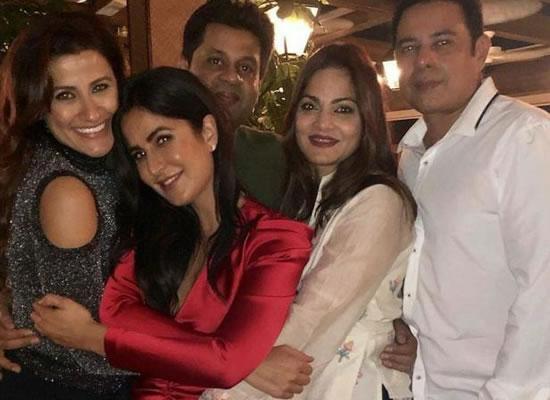 Katrina Kaif's lovely snap from birthday bash of Ali Abbas Zafar!