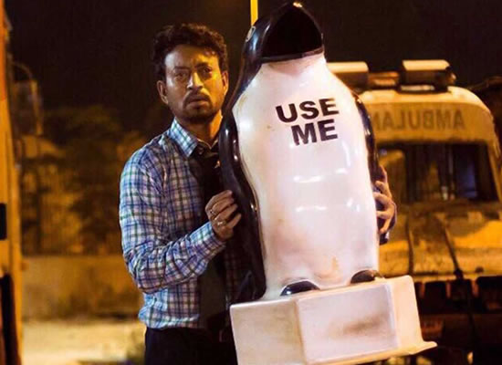 I am hopeful that Blackmail will recreate the magic of Hindi Medium, says Irrfan Khan!